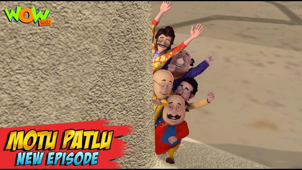 Download Motu Patlu New Episodes 2021   House Arrest In Berlin   Funny Stories   Wow Kidz