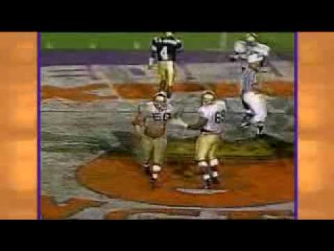 Chris Zorich 2010 Orange Bowl Hall of Fame Induction Video