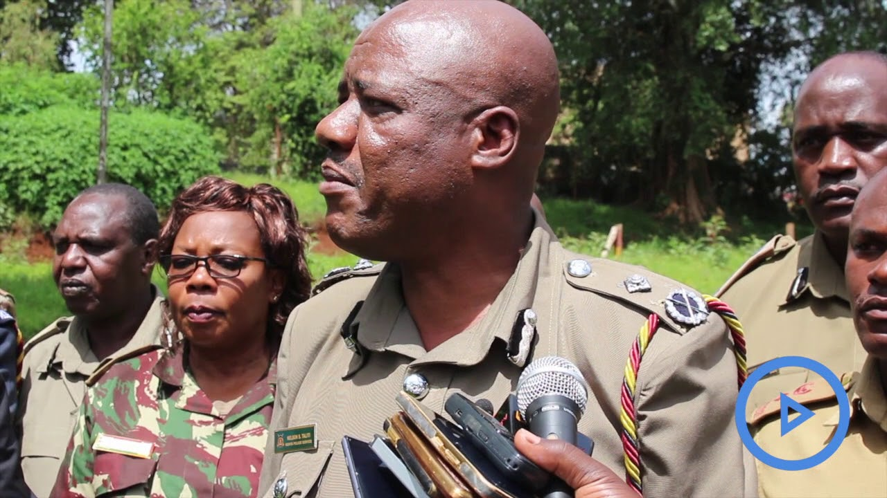 Police in Meru will intensify traffic and security patrols across the county this festive season