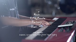Download Sisir Tanah - Lagu Pejalan | Cover by Angkasa, Aurora, Awan & Kale (OST Film NKCTHI)