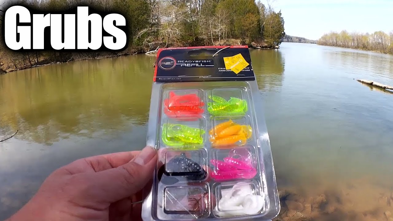 Download Beginner Fishing Lures! How to Fish with a Twister Tail Grub (Easy)
