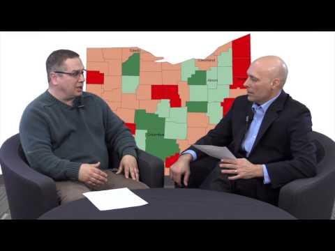 Cuyahoga county losing population