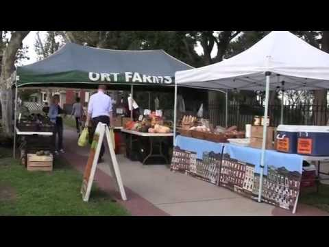 Farmers Market - Doric Apartments - Union City - Jersey City Heights - Washington Park