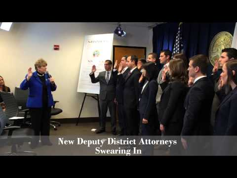Meet Our New Deputy District Attorneys