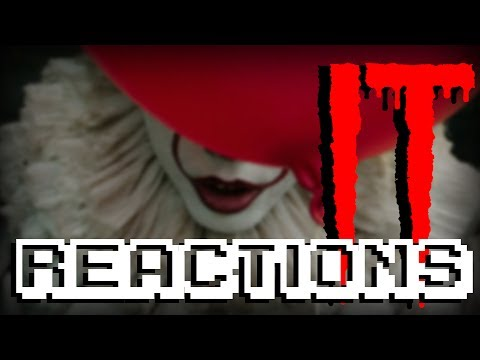 IT Trailer 3 Reaction Video 2017