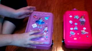 Jordan H Video: American Girl Doll Suitcase. Want To See??