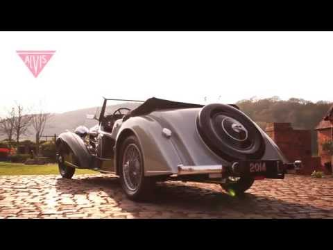 Alvis - The Original Super Car