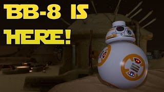 BB-8 is here ! - LEGO Star Wars: The Force Awakens - Episode 2