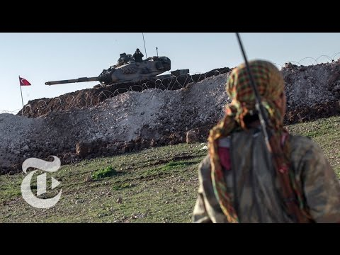 Turkey's Army Plunges Into Syria | The New York Times