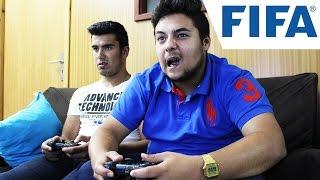 Humor e uma Cabana - Jogar FIFA com o amigo (Ascending Makers)