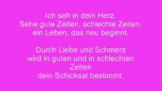 GZSZ - songtext