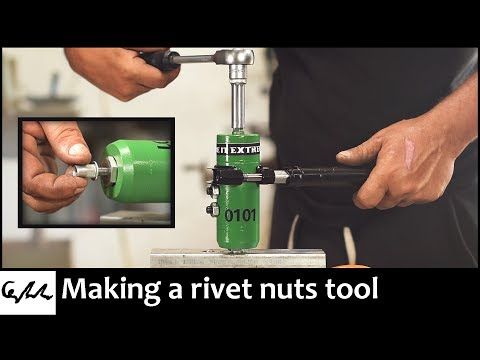 Making a rivet