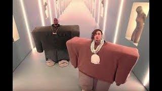 Kanye West & Lil Pump ft. Adele Givens - I Love It Official Instrumental