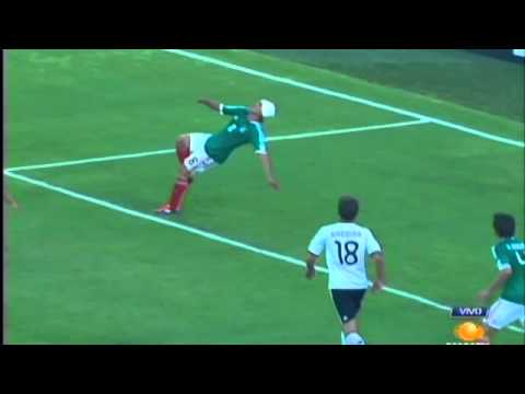 Mexico vs Alemania - Golazo de Julio Gomez