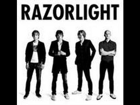 Razorlight America lyric video