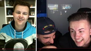 Boujellab und GamerBrother reagieren auf alte GamerBrother Videos 🤣🤣| GamerBrother Stream Highlights