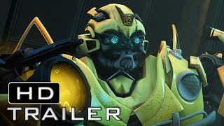 BUMBLEBEE - (2018) Trailer [Full HD] Transformers Movie