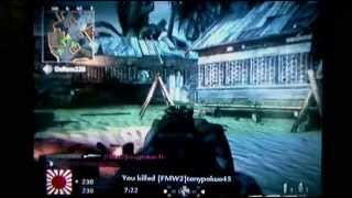 Call Of Duty 5 WaW - Springfield Montage (Iron Sights)