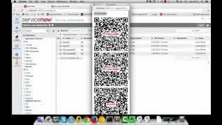 DHC QR Code Generator for SNow - App. Demo (7 mins)