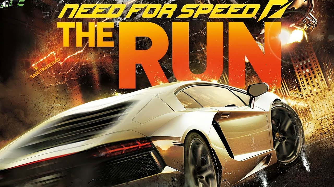 NEED FOR SPEED: THE RUN All Cutscenes (Game Movie) 1080p 60FPS HD