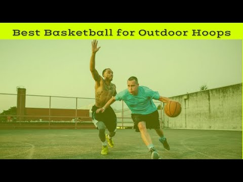 Best Outdoor Basketball (2020 Buyers Guide)