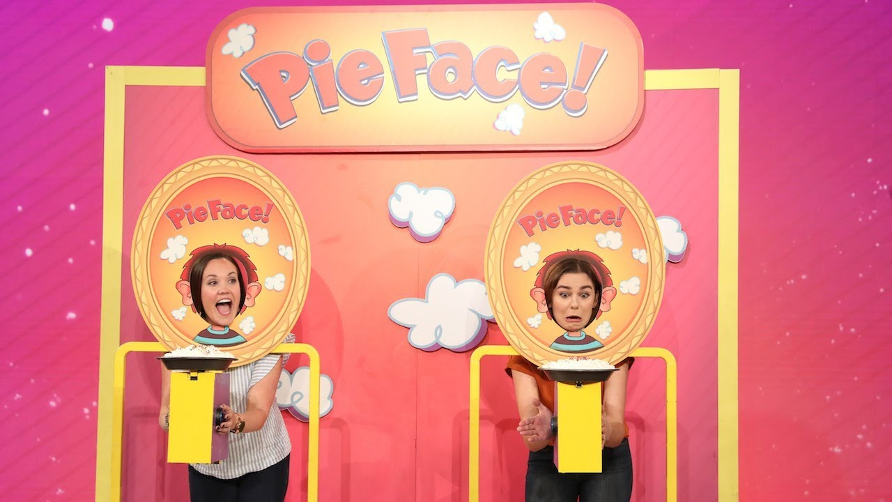 Ellen's Fans Celebrate Pi Day with 'Pie Face!'