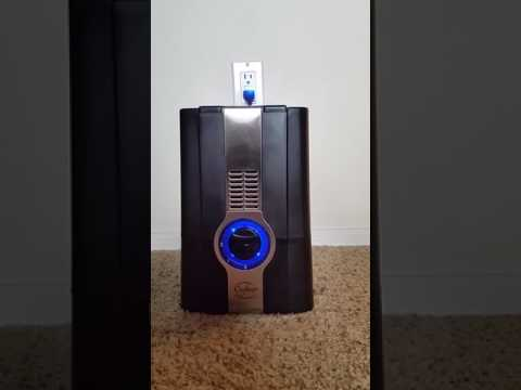 Allergy suffers – Command humidifier using Alexa