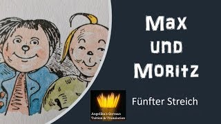 Max und moritz - fünfter streich