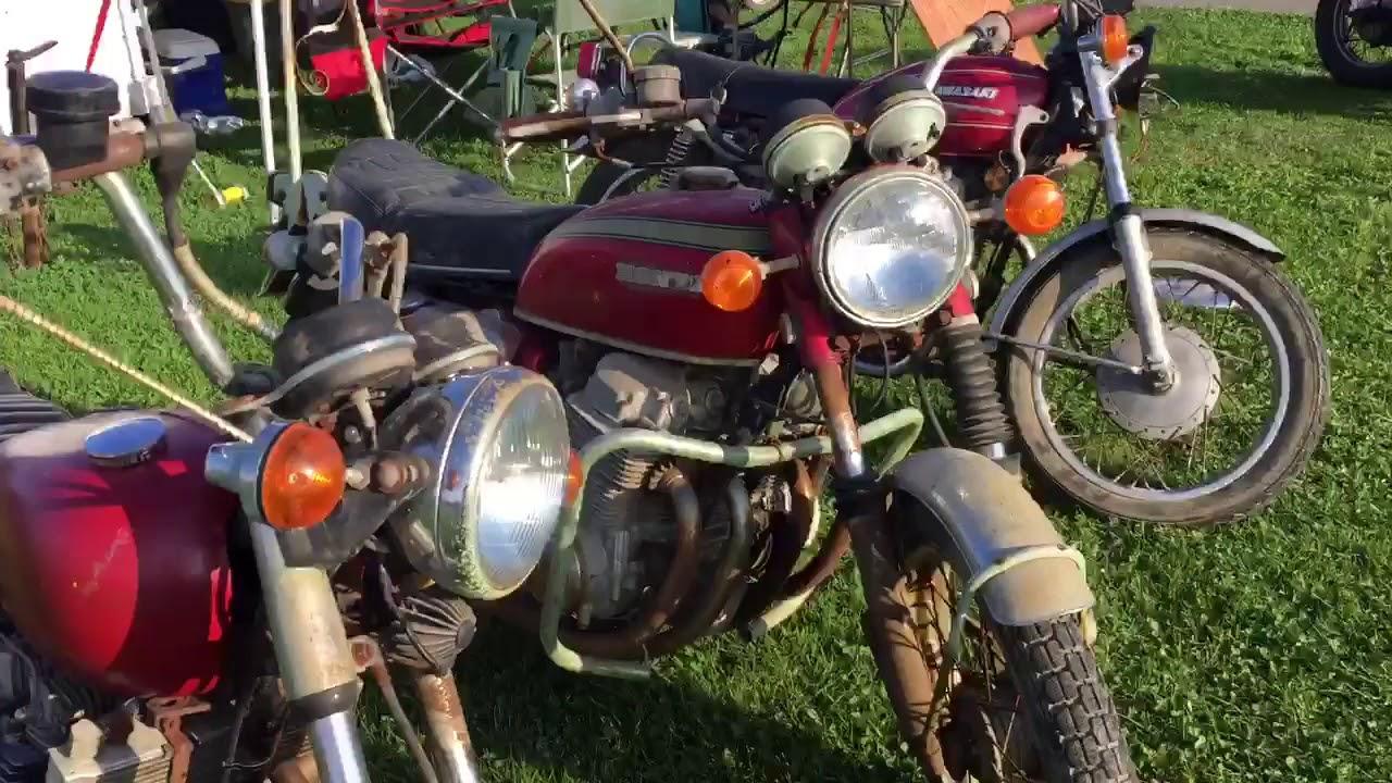 Vintage Japanese Motorcycles For Sale - Honda CB, Kawasaki KZ, Honda Mini  Trail and More