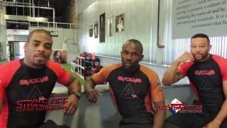 DMVHEAT NETWORK - INTERVIEWS STRIKE OFF MMA PROFESSIONAL FIGHTERS