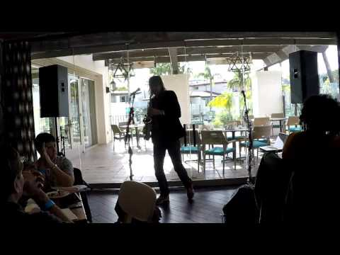 Turn Out The Lights - Warren Hill @ 2015 SJF Brunch (Smooth Jazz Family)
