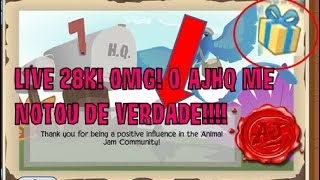 Video LIVE 28K! O AJHQ ME NOTOU DE VERDADEEEE!!! POSITIVE PLAYER PLAQUE download MP3, 3GP, MP4, WEBM, AVI, FLV Januari 2018