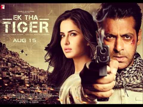 Tiger's Theme (Mp3) - Ek Tha Tiger (2012) - Full Song (HD)