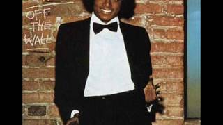 Michael Jackson - Off The Wall - Get On The Floor