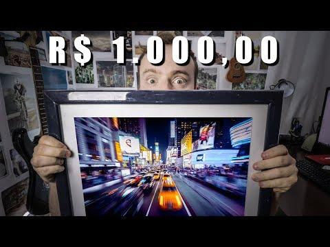 Mil reais por UMA foto - Como eu consegui?
