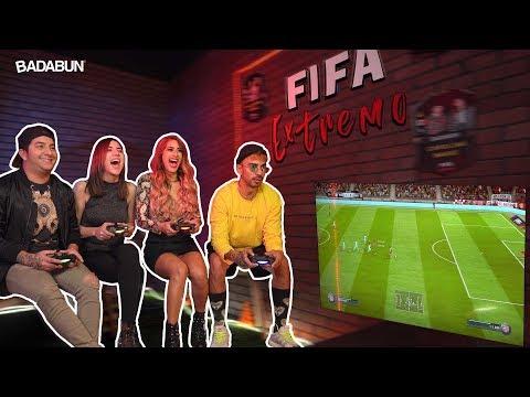 Fifa extremo con YouTubers. No creerás quien ganó thumbnail