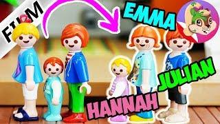 Playmobil Rodzina Wróblewskich | Co by było gdyby Julian był najstarszym dzieckiem?