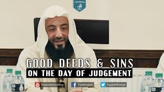 Good Deeds & Sins on the Day of Judgement - Wahaj Tarin