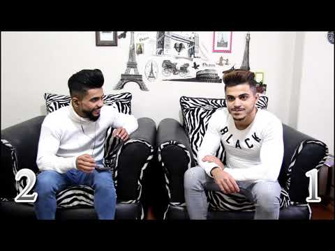 تحدي الهمس بالغة التركية ||Mohammed and Rami ||