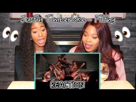 Justin Timberlake - Filthy (Official Video) | REACTION