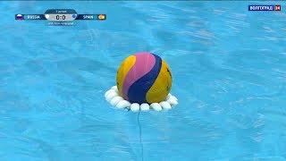 Водное поло. Мировая Лига. Женщины. Квалификация. Россия - Испания. 03.11.18