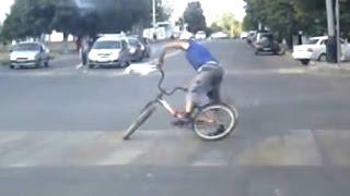 Cycling Crash Compilation - Road cycling crash  - GoPro