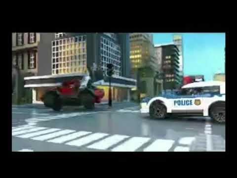 益智積木 鑽石積木 特警軍事城市警察運輸貨櫃汽車指揮車系列可動式運輸車 鑽石積木 超迷你小積木 相容樂高式 公仔人偶3人