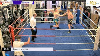 Preview of stream Live Boxing Training and Sparring