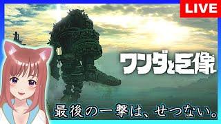🎀【ワンダと巨像】名作 Shadow of the Colossus 💖14巨像から イノシシリベンジ戦   初見 こはるん実況 [PS4pro HD/LIVE]