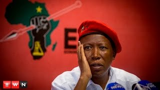 Former ANCYL president and current EFF leader Julius Malema shared his thoughts on the upcoming ANC leadership race saying President Jacob Zuma will determine the next leader rather than the party itself.