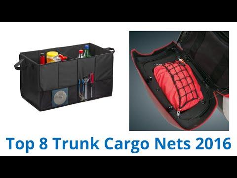 8 Best Trunk Cargo Nets 2016