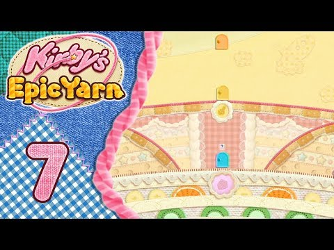 Kirby e la Stoffa dell'Eroe ITA [Parte 7 - Torte cotonate]