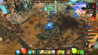 Drakensang Online PVP 5v5 #11