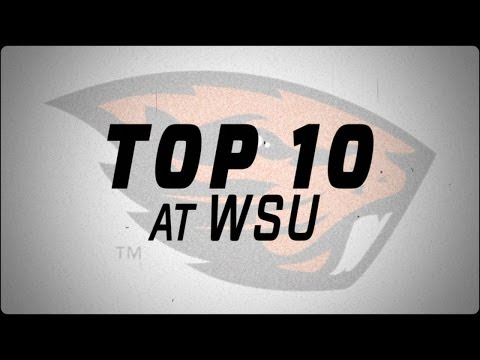 Top 10: Oregon State @ WSU